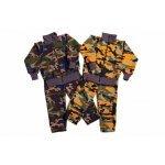 Трикотажные камуфлированные костюмы