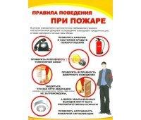 Брошюра «Инструкция по пожарной безопасности»