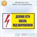 Знаки и плакаты по электробезопасности
