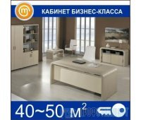 Кабинет бизнес-класса (40-50 кв.м)