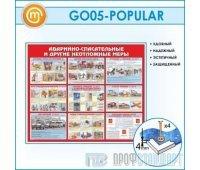 Стенд «Аварийно-спасательные и другие неотложные меры» (10GO-05-POPULAR00)