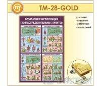 Стенд «Безопасная эксплуатация газораспределительных пунктов» (10TM-28-GOLD00)