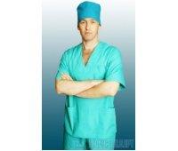 Костюм медицинский мужской 5
