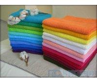 Махровые полотенца 380г/м 40х70