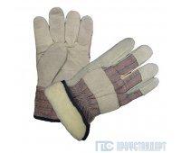 Перчатки комбинированные «Ангара» с утеплителем