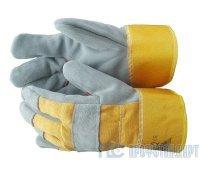 Перчатки комбинированные «Трал» с утеплителем