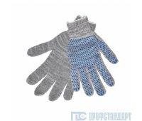 Перчатки 4-нити 7,5 класс ПВХ Точка (стандарт)