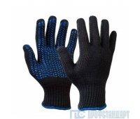 Перчатки 4-нити 10 класс ПВХ Протектор